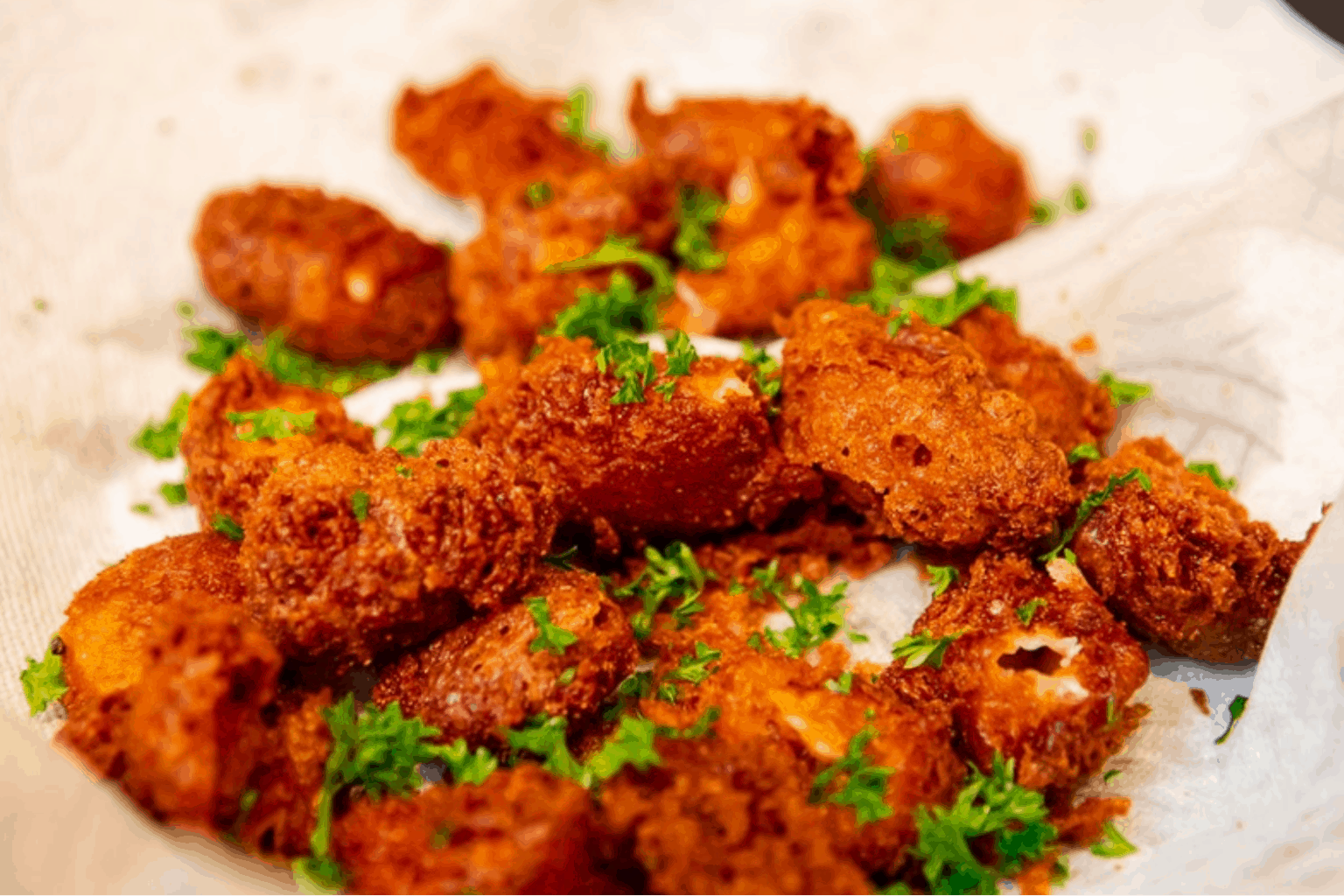 Simple Beer Battered Deep Fried Cheese Curds Recipe