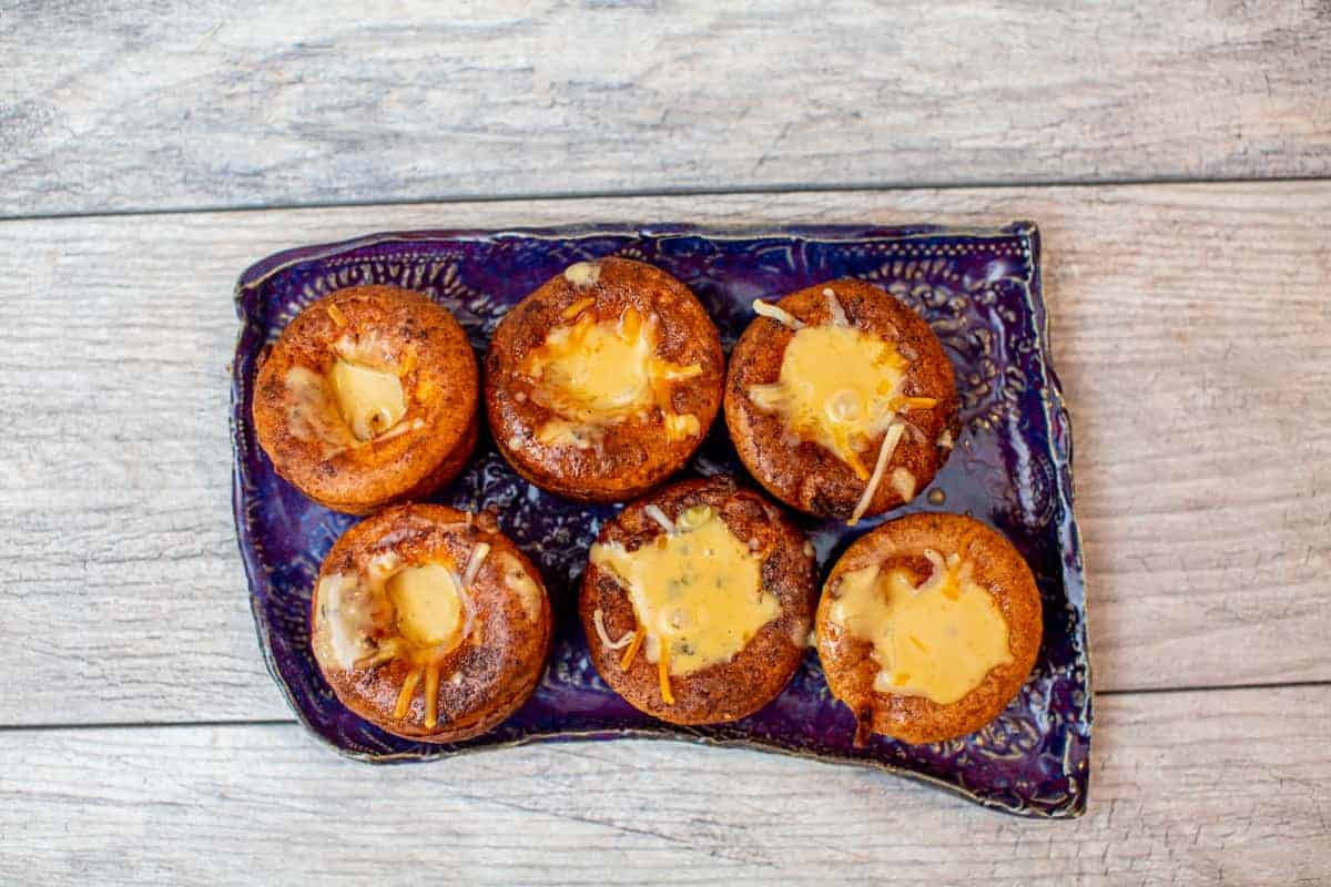 Easy Yorkshire Popovers Recipe in a Muffin Tin
