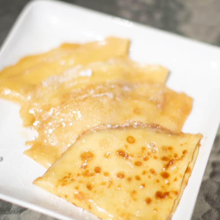 Easy Classic Crepes Suzette Recipe Beginnerfood